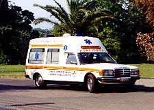 Ambulanza Mercedes Station Wagon