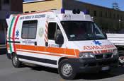 """Ambulanza """"A"""""""
